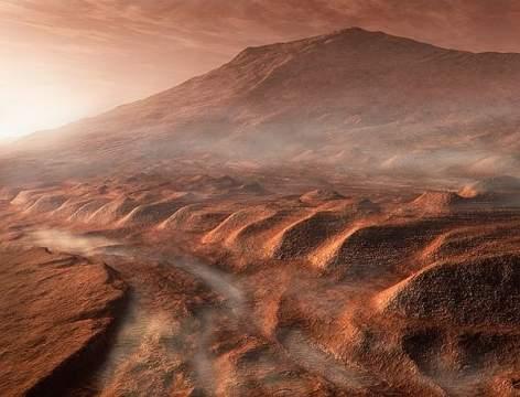 Ученые выяснили, что на Марсе есть микропогода