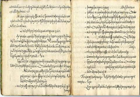 Дешифрован таинственный манускрипт XVIII века