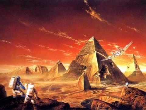 "Ричард Хогланд: ""NASA устроило на Марсе грандиозный спектакль"""