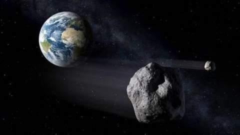 Астероид-убийца промахнулся