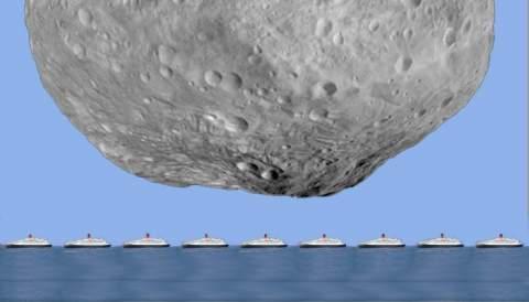 Астероид, который пролетит мимо Земли 1 июня, оказался двойным