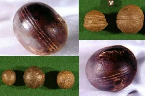 Загадка южноафриканских шариков