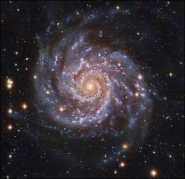 Млечный Путь больше, чем считали ученые