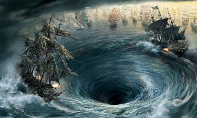 Как объяснить поговорку бог сделал море а голландцы берега