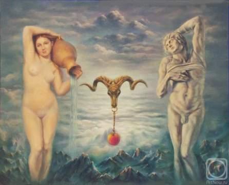 Адам и Ева — плод генной инженерии?