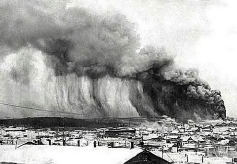 Засекреченная катастрофа: Северо-Курильск. Цунами. 1952 год