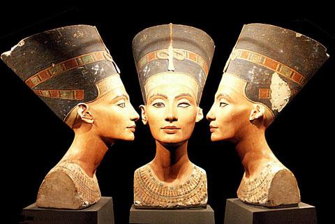 Древнеегипетская мода