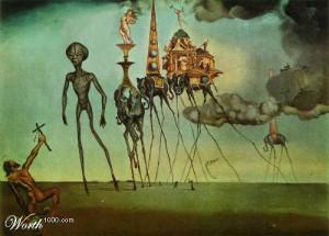 Земля – колония пришельцев?