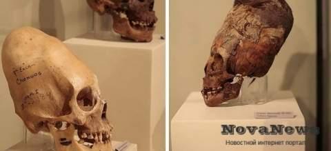 На кого старались походить древние люди, деформируя свои черепа?