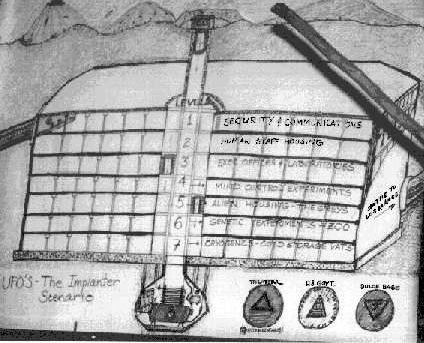 Совместная база США - Дзета в Дульсе