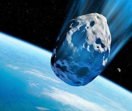 NASA создало систему раннего предупреждения «астероидного нападения»